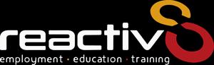 Reactiv8 Logo
